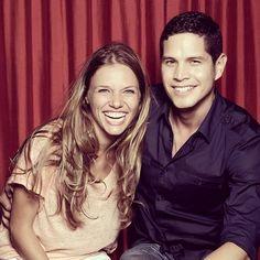 Tracy Spiridakos & J D Pardo