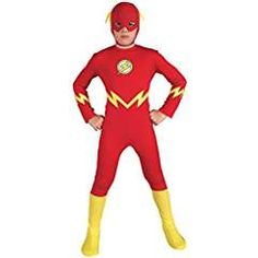 Justice League Childs Costume Medium. ** Learn more by visiting the image link. (This is an affiliate link)