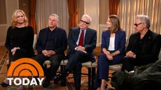 """'Taxi Driver' Cast Reunite To Mark 40th Anniversary Of Iconic Film on Today Show.It's been 40 years since """"You talkin' to me?"""" became a catchphrase and """"Taxi Driver"""" became an instant classic. As the cast reunited at the Tribeca Film Festival, Matt Lauer sat down with director Martin Scorsese and stars Robert De Niro, Jodie Foster, Harvey Keitel and Cybill Shepherd. Asked for a quick pitch of the film, Scorsese replies with a single word: """"Loneliness."""""""