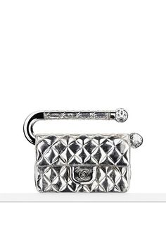 Chanel Shiny Lambskin Evening Flap Bag, available at Chanel.  http://fashionbagarea.blogspot.com/  #chanel #handbags #bags #fashion women chnael 2015 bags are under $159