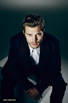 26 outtakes of Jamie's photoshoot by David Venni (2014) X