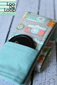 Organic Cotton DSLR Camera Strap Cover w/ Lens Cap Pocket. $22.00, via Etsy. Camera Strap Cover, Dslr Camera Straps, Spring Theme, Camera Accessories, Mp3 Player, Photography Tips, Organic Cotton, Lens, Cap