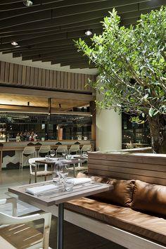 SJB Interiors Spiedo Restaurant