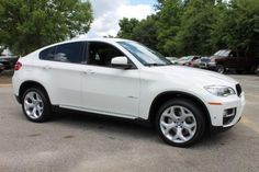 2014 Bmw X6 xDrive35i AWD xDrive35i 4dr SUV SUV 4 Doors Alpine White for sale in Tallahassee, FL Source: http://www.usedcarsgroup.com/used-bmw-for-sale-in-tallahassee-fl