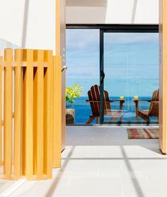 Luxury beach house interiors  Gwel an Treth, Sennen Cove, Cornwall