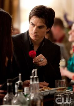 """""""Under Control"""" - Pictured Ian Somerhalder as Damon THE VAMPIRE DIARIES on The CW. Photo: Bob Mahoney/The CW ©2010 The CW Network, LLC. All Rights Reserved."""