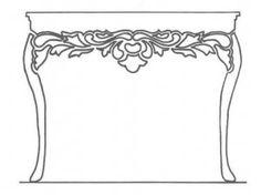 Ako si vyrobiť štýlový francúzsky stolík do predsiene | Vidiecky štýl