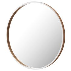 IKEA - SKOGSVÅG, Mirror, , Safety film reduces damage if glass is broken.Can be used in high humidity areas.