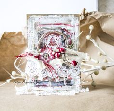 Katya Pogodina's blog: Новогодний бум в Жажде Творчества #1