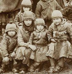 Nomad Saami children late 1800eds Sweden by saamiblog, via Flickr