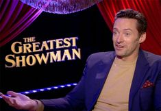CS Video: Hugh Jackman Zac Efron and The Greatest Showman Cast!