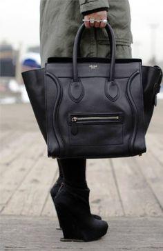 Celine Bag Celine Tote Bag, Celine Handbags, Purses And Handbags, Celine  Luggage, 3cbf9b9d22