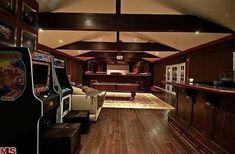 Recreation room....