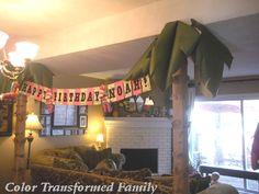 safari party | Color Transformed Family