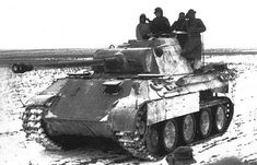 Panther 23rd Pz.Dv. Early Ausf A.
