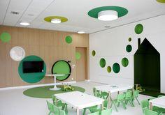 Just Kids Furniture Kindergarten Interior, Kindergarten Design, Classic Childrens Furniture, School Reception, Kids Cafe, Kids Library, Hospital Design, Kids Study, School Decorations