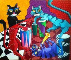 Art by Rita Cavallari, Italy. COPYRIGHTED Rita Cavallari on FB
