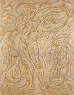 Untitled - Andre Masson - WikiArt.org