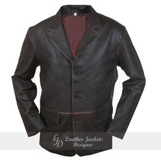 Mens Leather Coats, Leather Jacket, Winter Coat, Shop Now, Buttons, Classic, Casual, Jackets, Fashion Trends