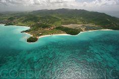 Antigua aerial
