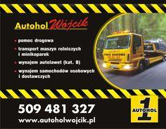Pomoc drogowa Wójcik Mrozy #Autohol1