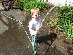 Gardening Day: Engaging kids in Chores