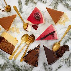 Anna itsellesi ihana tauko jouluvalmistelujen lomassa ja herkuttele ystävien kanssa palalla - tai useammalla - Fazer Cafén kakkua! Mikä parasta, voit tilata saman kakun myös joulupöytään tai joulun ajan suosikkituliaisiksi. #fazercafe