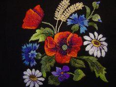 U. Buschmann - Estonian hand embroidery