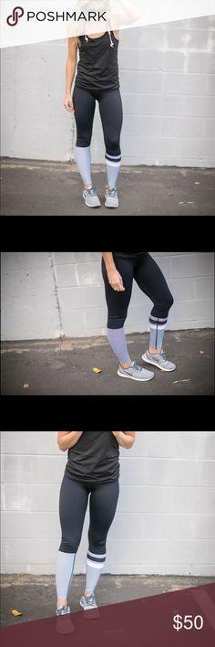 Lilybod ZOE LEGGING IN RUNAWAY BLACK Lilybod ZOE LEGGING IN RUNAWAY BLACK - worn once and the best yoga pants ever. Brand new and run tts. lilybod Pants Leggings