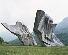 This monument, authored by sculptor Miodrag Živković, commemorates the Battle of Sutjeska, one of the bloodiest battles of World War II in t...