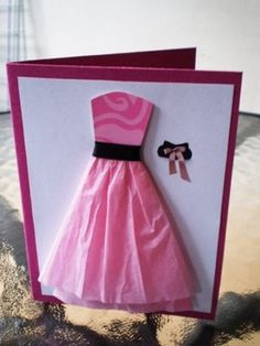 would be cute to make the dress black and use as a LBD bachelorette party invite!