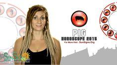 Pig 2015 Horoscope Corresponding Zodiac Sign -- Scorpio 2015 Horoscope -- https://www.youtube.com/watch?v=eWGIB0QYP0k Click -- http://www.sunsigns.org/boar-2...