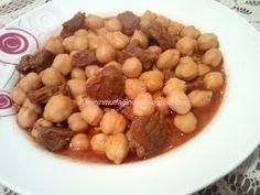 Emel'in Mutfağı: Etli Nohut Yemeği
