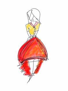 Watcher Doodles, Disney Princess, Disney Characters, Fashion, Moda, La Mode, Scribble, Fasion, Sketches