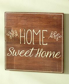 Wood Pallet Sentiment Wall Art | LTD Commodities