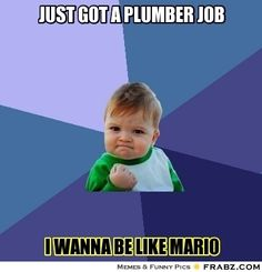 Mario -- the most popular plumber of all time