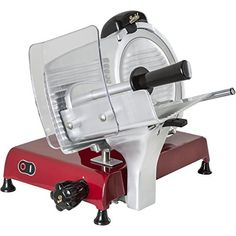 Red Line 250--703.91 Meat Slicers, Blade Sharpening, Lame, Small Kitchen Appliances, Aluminium Alloy, No Cook Meals, Innovation Design, Kitchen Design, Health Recipes