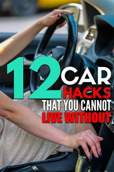 12 car cleaning hacks that will keep your car neat and organized. If you're a mom with small kids or teens, you need to try these car hacks! Easy car life hacks to keep your car organized on road trips or just everyday travels. Car Life Hacks, Car Hacks, Car Cleaning Hacks, Cars Birthday Parties, Diy Car, Organization Hacks, Organizing, Car Videos, Small Cars