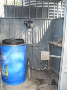 Chlorination Unit Complete - Galilee Primary
