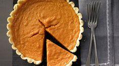 Aus den Südstaaten der USA: Süßkartoffel-Pie mit Ahornsirup   http://eatsmarter.de/rezepte/suesskartoffel-pie