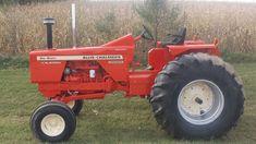 Allis Chalmers Tractors, Farmall Tractors, Old Tractors, Tractor Photos, Tractor Pulling, Classic Tractor, Vintage Tractors, Wheels And Tires, Series 3