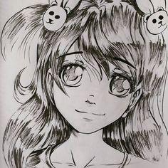 #sketchbook #girly #drawing