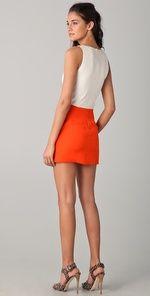 olcay gulsen mini dress, shopbop