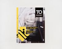 TO Magazine is an editorial magazine developed for Torontos young and creative
