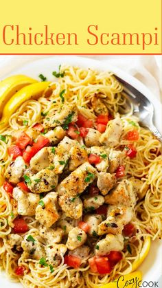 Easy Dinner Recipes, Summer Recipes, Delicious Pasta Recipes, Eating Healthy, Simple Healthy Dinner Recipes, Easy Family Recipes, Quick And Easy Recipes, Easy Italian Recipes, Clean Eating Dinner Recipes