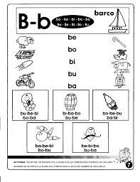 Resultado de imagen para dibujos con silabas ba be bi bo bu