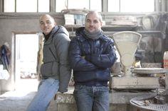 Cristalplant Design Contest 2014 - Winner Designers: Paolo Lucidi and Luca Pevere