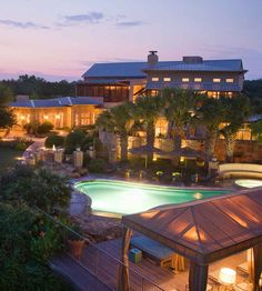 Lake Austin Spa Resort - Best Destination Spas by Town and Country Magazine! #Spa #Wellness #Escape