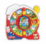Fisher-Price See 'n Say The Farmer Says Toy - http://shopattonys.com/fisher-price-see-n-say-the-farmer-says-toy/