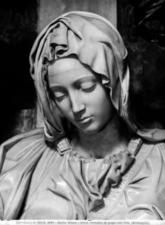 A close up of the statue of the Virgin Mary in Vatican City, taken between Statue Tattoo, Greek Statues, Angel Statues, Cemetery Statues, Jungfrau Maria Statue, Tattoo Crane, Statue Ange, Religion Tattoos, La Pieta